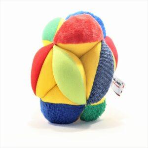 pelota colores sonajero par bebés