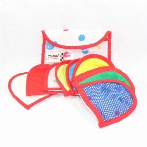 Juguetes de estimulación temprana para bebes de 1 a 3 meses