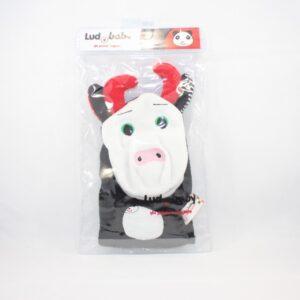 Juguete de estimulacion temprana la vaca titere para bebes de 3 a 12 meses con empaque