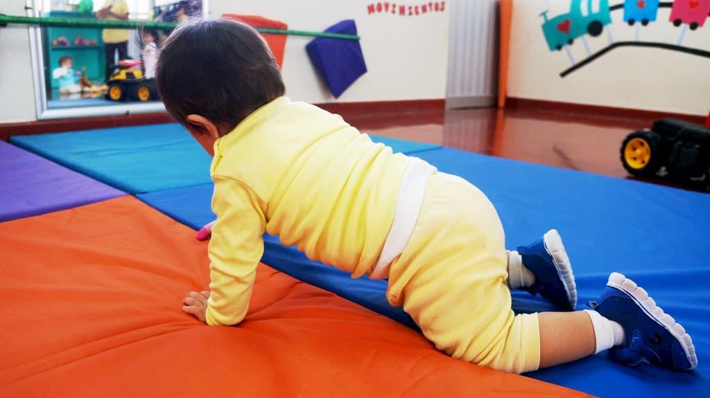 la estimulacion temprana en importante para los bebes