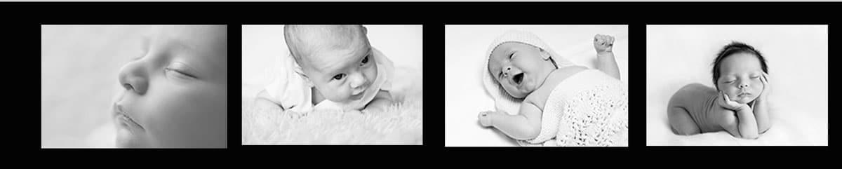imagen habilidades del bebe de 1 mes