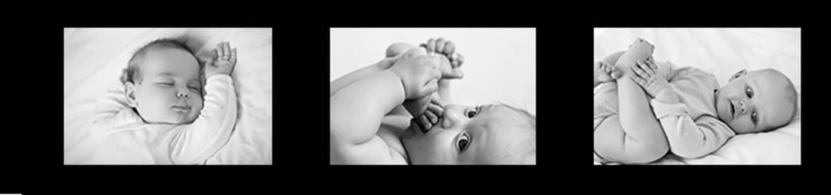 habilidades del bebe de 4 meses