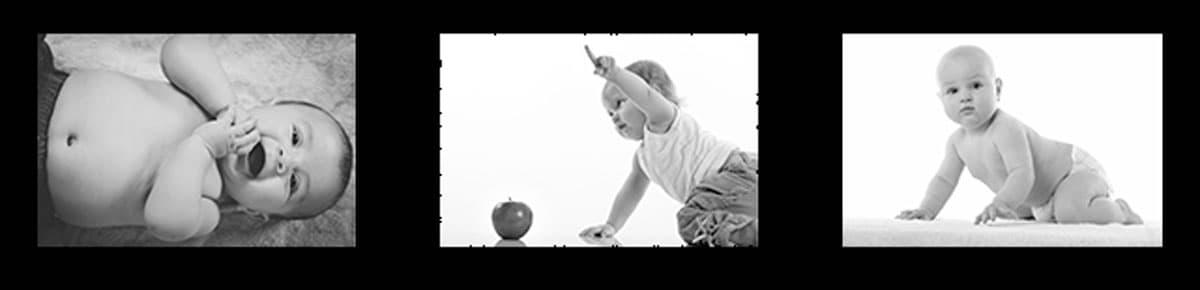 habilidades del bebe de 7 meses