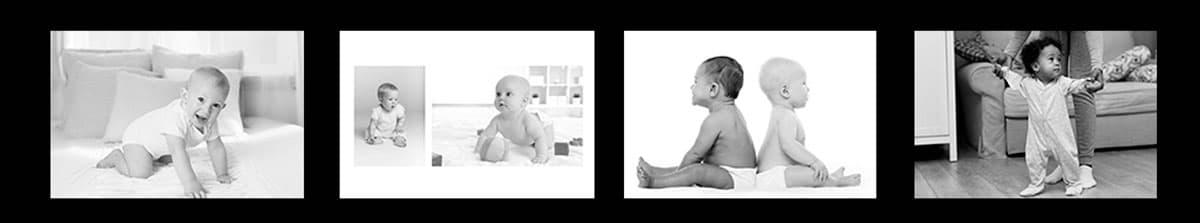 Habilidades del bebe de 9 bebes